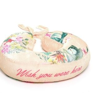"""""""Wish You Were Here"""" GETAWAY TRAVEL Neck PILLOW"""